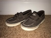 Toddler size 9 Brown Sperrys Silver Spring, 20906