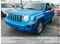 Jeep - Patriot - 2008 Hampton