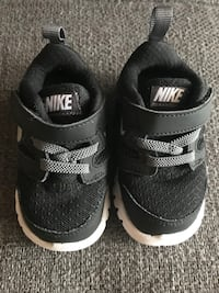 Nike baby shoes - size 4c