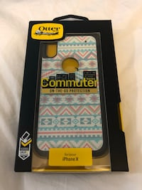 iPhone X OtterBox Commuter Case Rio Rancho, 87144