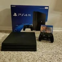 Black Sony ps4 pro available for sale 1TB Edition  Philadelphia