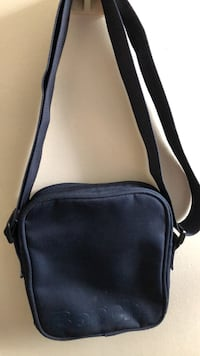 black and gray crossbody bag Burnaby