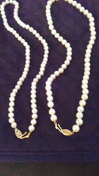 Pearl Necklaces with 14kt Gold Elk Grove, 95758