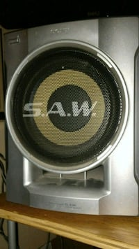 Sony SAW SubWoofer Lancaster, 93536
