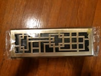 """New 5x15"""" brass vents $8 ea. NEW"""