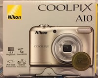 New Nikon COOLPIX A10 Digital Camera Prattville, 36067