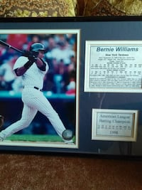 Sports, Plaque, Williams! Middletown, 10940