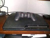 Ps3 500gb hdd works great one controler  Oklahoma City, 73120