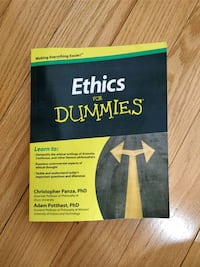 Ethics for dummies Mississauga, L4W 3P4