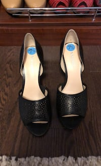 Brand new Nine West size 7.5 never worn open toe heels Mississauga, L5M 1C2