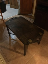 black and brown wooden table Washington