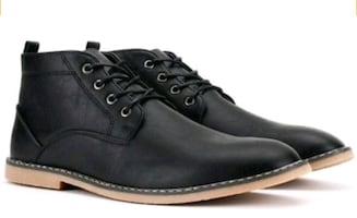 NEW SIZE LACE UP BOOT