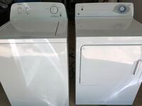 White clothes washer and dryer set Austin, 78748
