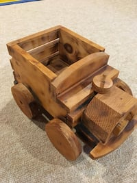 Handmade wooden truck - heavy duty Middlesex Centre, N0M