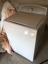 white top-load clothes washer Richmond Hill