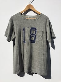 Spellbound tee Japan made size 3 Medium gray grey London, SE22 9ND