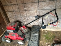 red and black push mower Evington, 24550