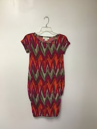 Women's Michael Kors short sleeve multicolored dress… Size petite Manasquan, 08736