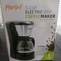 Electric drip coffee maker Millersville