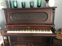 1900 Ludwig Upright Piano Sayville, 11782