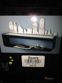 New City Scape design shelf  Edmonton, T6E 0B4