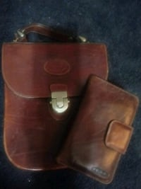 Oroton wallet and genuine cowhide bag  Crestwood, 40014