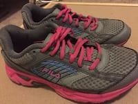 Running shoes Cypress