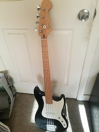 4 String Squire Bass
