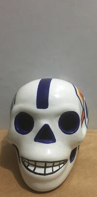 NBA Oklahoma City Thunder Skull North Vancouver, V7M 3N6