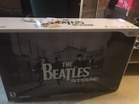 Nintendo WII Beatles Rock Band Limited Edition Mississauga