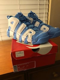 Nike Air uptempo Cathedral City, 92234