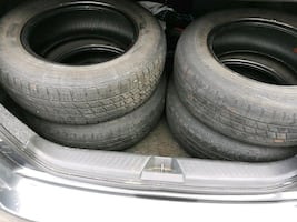 4  Goodyear Tires for $30 or b/o