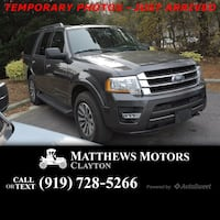 2017 Ford Expedition Clayton, 27520