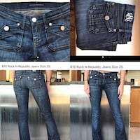 True Religion Bootcut Jeans Size 25 Toronto, M5V