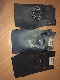 True religion jeans size 34 never worn St Catharines, L2N 2Z7