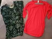 Lot of 2 Size Medium Shirts Dixon, 65459