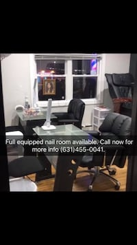 Nail salon room for rent by rt 111 and Suffolk Ave Central Islip
