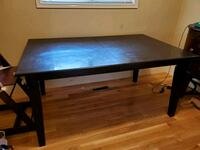 dinning room table and 8 chairs REDUCED Brampton