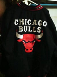 Mitchell n Ness NBA bulls jacket reversable St. Catharines, L2T