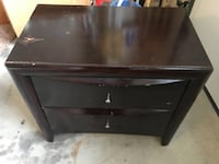 Two drawers small dresser California City
