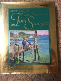 Mark Twain The Adventures of Tom Sawyer Vaughan, L6A 1M9