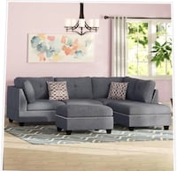 Brand new sectionals $749 $39 down no credit check financing  Roslyn Heights, 11577