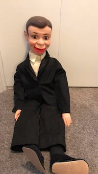 Charlie McCarthy doll antique Overland Park, 66210