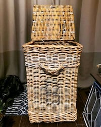 1930's Industrial Factory Wicker Basket Toronto, M5A 3H7