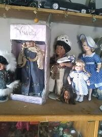 Small start on doll collection Wichita, 67213