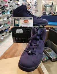 Air Jordan 6 GG Purple Dynasty Size 8.5 Wheaton-Glenmont, 20902
