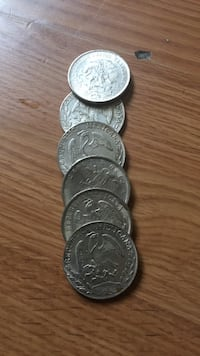 vitage coins worth 10$ each  Yonkers, 10701