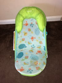 baby's green and white Summer bather Clinton, 20735