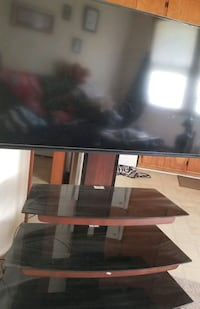 50 in tv & stand