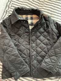 black and gray button up jacket New York, 11239